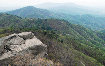 Cheonggye Mountain